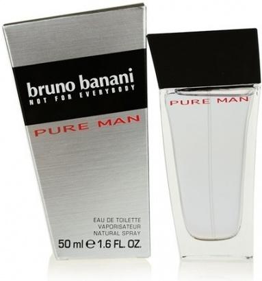 Bruno Banani Pure for man toaletní voda 50 ml