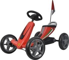 Buddy Toys BPT 2001 Ferrari Go Kart