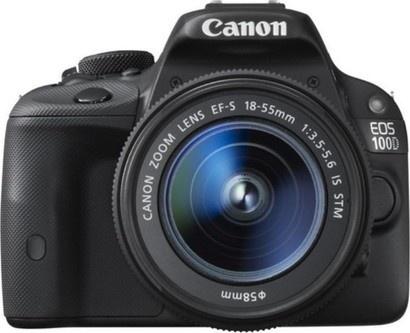 Canon EOS 100D+18-55 DCIII + čtečka karet