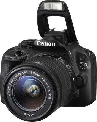 Canon EOS 100D 18-55 STM + 40 STM