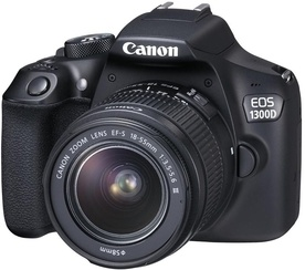 Canon EOS 1300D 18.0MPix + 18-55 III DC