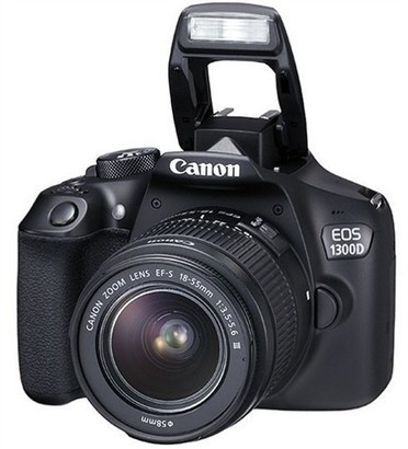 Canon EOS 1300D + 18-55 IS