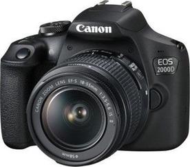 Canon EOS 200D Black + EF-S 18-55 DC III