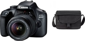 Canon EOS 4000D+18-55+brašňa+16GB