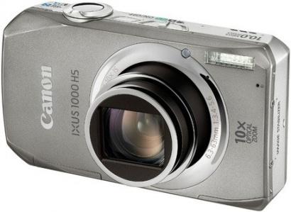 Canon IXUS 1000 HS SILVER