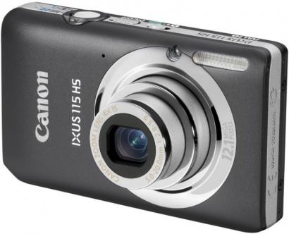 Canon IXUS 115 HS GREY