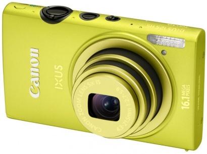 Canon IXUS 125HS Green