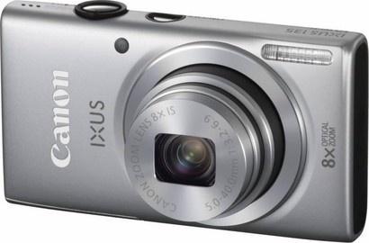 Canon IXUS 135 Silver