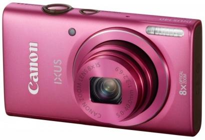 Canon IXUS 140 Pink