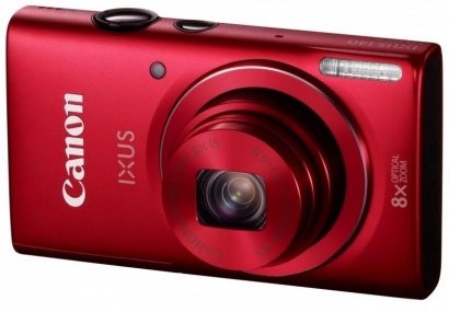 Canon IXUS 140 Red