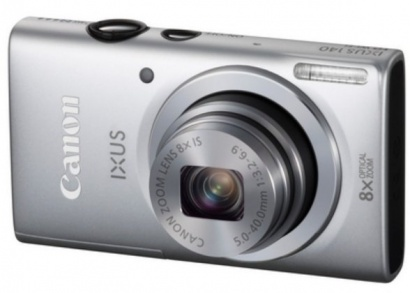 Canon IXUS 140 Silver