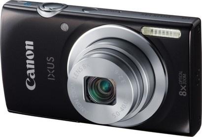 Canon IXUS 145 Black + pouzdro
