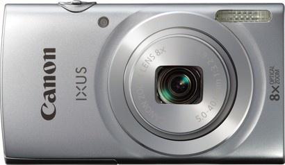Canon IXUS 145 Silver + pouzdro