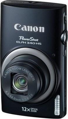Canon IXUS 147 Black