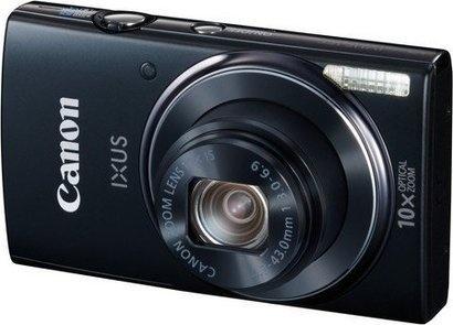 Canon IXUS 155 Black