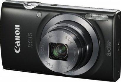 Canon IXUS 160 Black + pouzdro