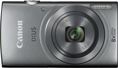 Canon IXUS 160 Silver + pouzdro