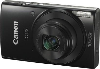 Canon IXUS 190 BK + pouzdro DCC 1500
