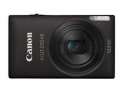 Canon IXUS 220 HS BLACK