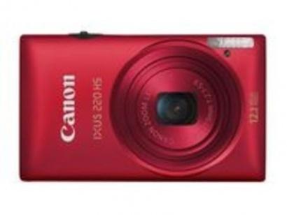 Canon IXUS 220 HS RED