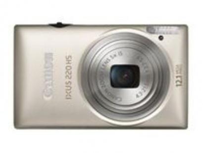 Canon IXUS 220 HS SILVER