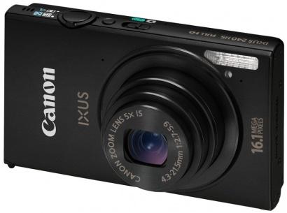 Canon IXUS 240HS Black
