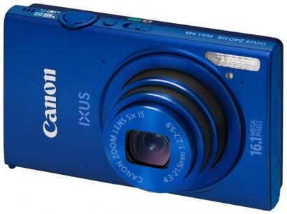 Canon IXUS 240HS Blue