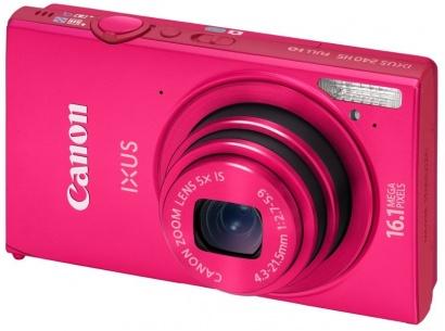 Canon IXUS 240HS Pink