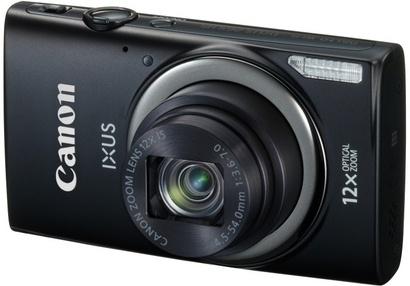 Canon IXUS 265 HS Black