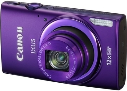 Canon IXUS 265 HS Purple