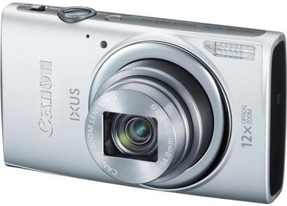 Canon IXUS 265 HS Silver