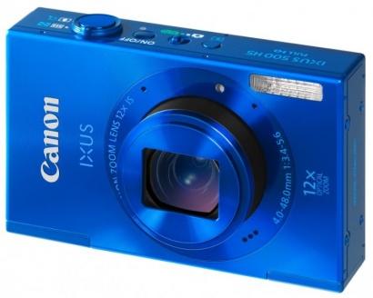Canon IXUS 500HS Blue