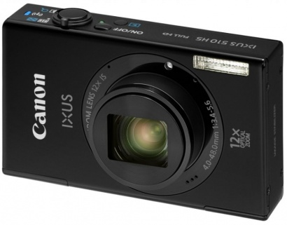 Canon IXUS 510 HS Black