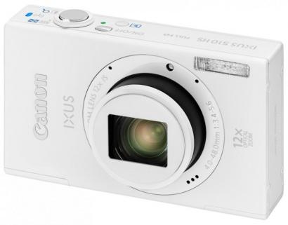 Canon IXUS 510 HS White