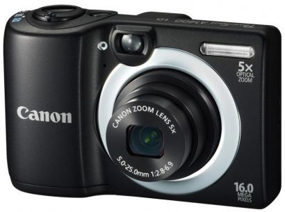 Canon POWERSHOT A1400 BLACK