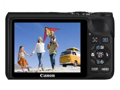 Canon PowerShot A2200 BLACK