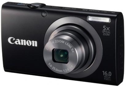 Canon PowerShot A2300 Black