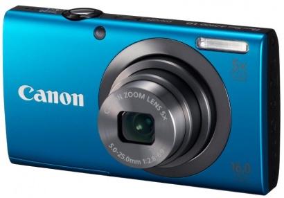 Canon PowerShot A2300 Blue