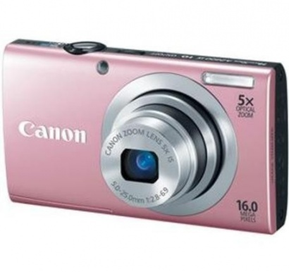 Canon PowerShot A2400 Pink