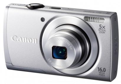 Canon PowerShot A2600 Silver
