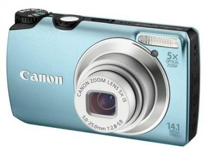 Canon PowerShot A3200 AQUA