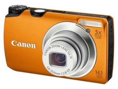 Canon PowerShot A3200 ORANGE
