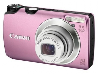 Canon PowerShot A3200 PINK