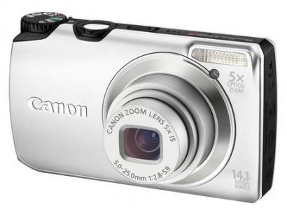 Canon PowerShot A3200 SILVER