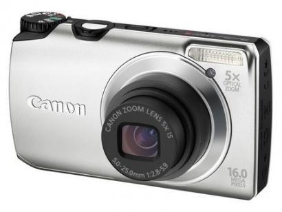 Canon PowerShot A3300 SILVER