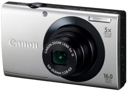 Canon PowerShot A3400 Silver