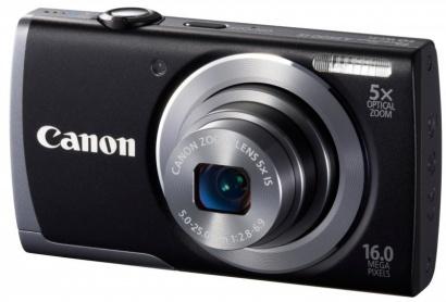 Canon PowerShot A3500 Black