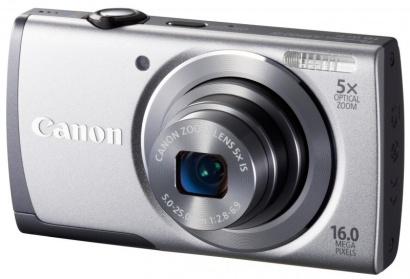 Canon PowerShot A3500 Silver