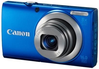 Canon PowerShot A4000 Blue