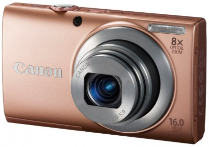 Canon PowerShot A4000 Pink